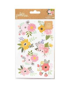 Lovely Moments Sticker Book - Pebbles*