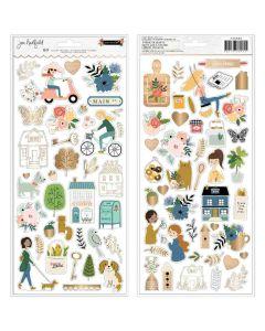 The Avenue Stickers - Pebbles*
