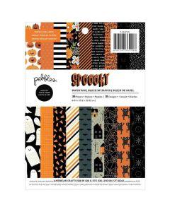 """Spoooky 6"""" x 8"""" Paper Pad - Pebbles*"""