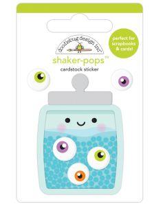 Eye Candy Shaker-Pops - Happy Haunting - Doodlebug