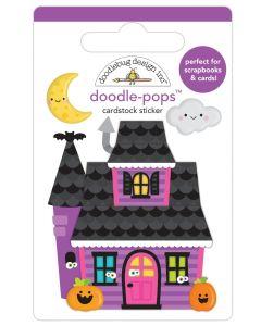 Happy Haunting Doodle-Pops - Doodlebug