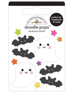 Spook-Tacular Doodle-Pops - Happy Haunting - Doodlebug