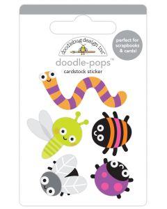 Bug-A-Boos Doodle-Pops - Happy Haunting - Doodlebug