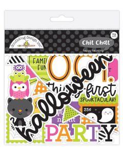 Happy Haunting Chit Chat - Doodlebug