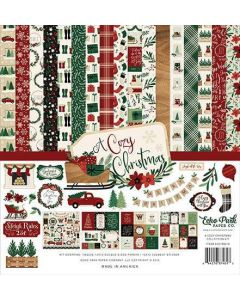 A Cozy Christmas Collection Kit - Echo Park