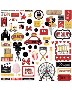 PhotoPlay Element Stickers - A Day at the Park