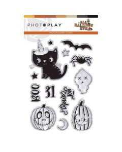All Hallows Eve Element Stamps - Michelle Coleman - Photoplay