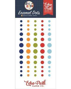 All Boy Enamel Dots - Lori Whitlock - Echo Park*