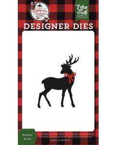 Reindeer Dies - A Lumberjack Christmas - Echo Park