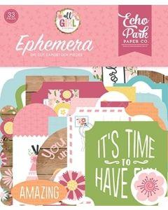 All Girl Ephemera - Lori Whitlock - Echo Park