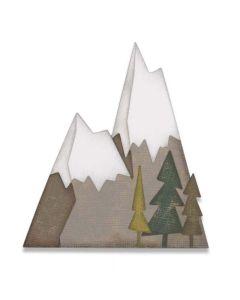 Alpine Thinlits Dies - Tim Holtz - Sizzix