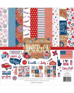 America Collection Kit - Echo Park*