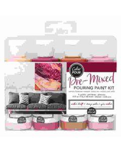 Color Pour Amber Drift Kit