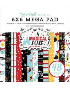 A Magical Place Cardmakers Mega Pad - Echo Park*