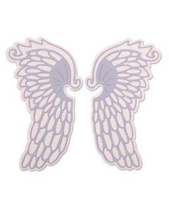 Angel Wings Thinlits Die Set - Lisa Jones - Sizzix