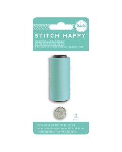 Stitch Happy Aqua thread