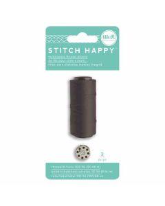 Black Stitch Happy Thread packaging