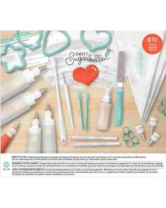 Sweet Sugarbelle Basic Cookie cutters kit