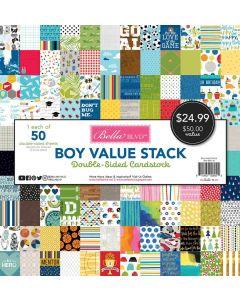 Boy Value Stack - Bella Blvd