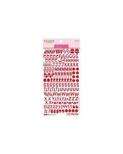 McIntosh Florence Alphabet Sticker - Bella Besties - Bella Blvd