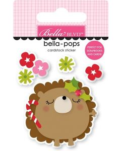 Hedge Hugs Bella-Pops - Santa Squad - Bella Blvd