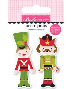 Nutty or Nice Bella-Pops - Santa Squad - Bella Blvd