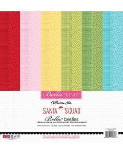 Santa Squad Besties Paper Pack - Bella Blvd