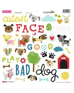 Cooper Chipboard Icons - Bella Blvd*