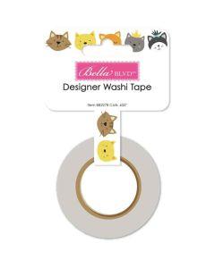 Cats Washi Tape - Chloe - Bella Blvd*