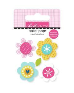 Blossoms Sticker - Chloe - Bella Blvd*