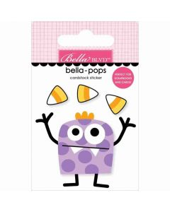 Candy Bandit Bella-pops - Monsters & Friends - Bella Blvd