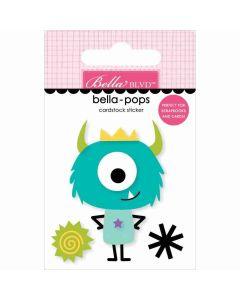 Little Monster Bella-pops - Monsters & Friends - Bella Blvd