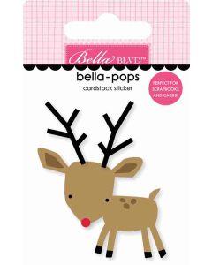 Reindeer Bella-pops - Fa La La - Bella Blvd
