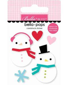 Snow In Love Bella-pops - Fa La La - Bella Blvd