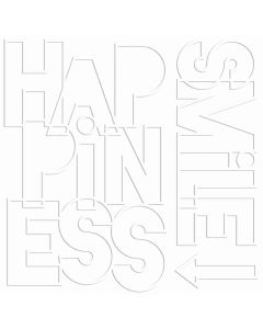 Happiness Cut Outs - Bella Besties - Bella Blvd