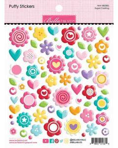 Sugar Coating Puffy Stickers - My Candy Girl - Bella Blvd