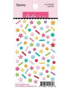My Candy Girl Sprinkles Epoxy - Bella Blvd