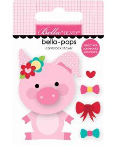Pretty Piggy Bella-pops - My Candy Girl - Bella Blvd