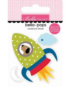 Soar High Bella-pops - To the Moon - Bella Blvd