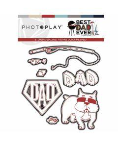 Best Dad Ever Dies - Becky Fleck - PhotoPlay