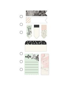 Carpe Diem Mini sticky notes planner accessories
