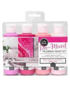 Berry Rush Color Pour Kit