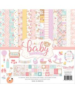 Hello Baby Girl Collection Kit