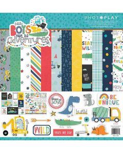 Little Boys Have Big Adventures Collection Pack - PhotoPlay*