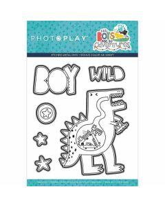 Little Boys Have Big Adventures Dies - PhotoPlay*