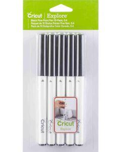 Cricut Black Pen Set 10 pack
