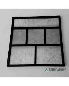 Foundations Decor Black Shadowbox