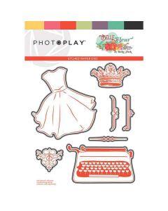 PhotoPlay Belle Fleur Die