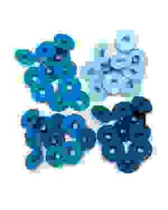 We R Memory Keepers Wide Eyelets - Blue