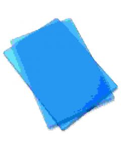 Blueberry cutting pad for the big shot machine